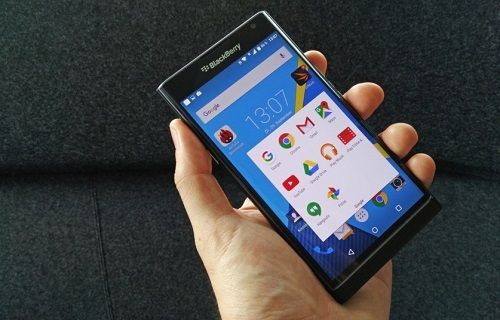 BlackBerry Priv Türkiye'de satışa sunuldu