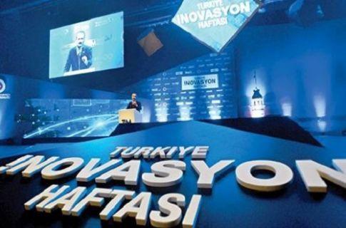 Çılgın Türk kızları İnovasyon Haftası'nda ayakta alkışlandı
