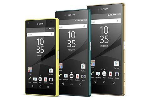 Sony Xperia Z6 ailesinde beş farklı model yer alacak
