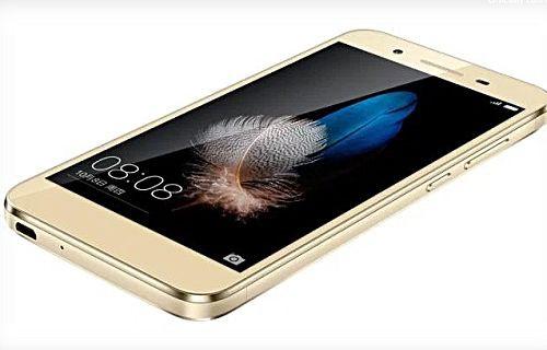 Huawei uygun fiyatlı telefon Enjoy 5S'te parmak izi sensörüne yer veriyor