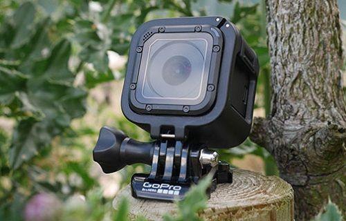 Aksiyon kamerası GoPro Hero4 Session'ın fiyatı bir kez daha indirimde
