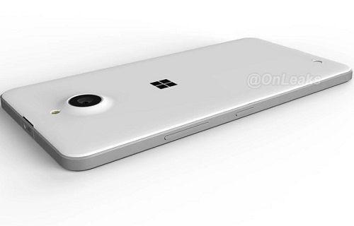 Microsoft'un bir sonraki telefonu Lumia 850'den ilk görüntüler