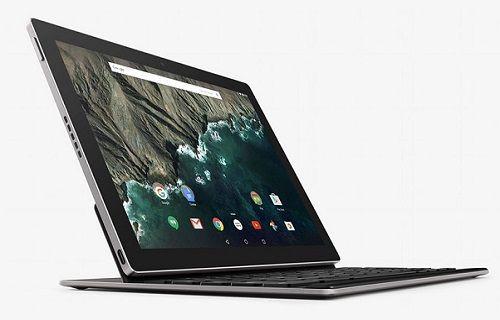 Google'ın üst seviye tableti Pixel C satışa sunuluyor