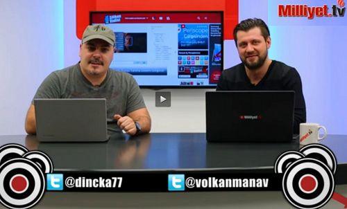 4K 3K tartışmasını Milliyet TV ekranlarına taşıdık! [Video]