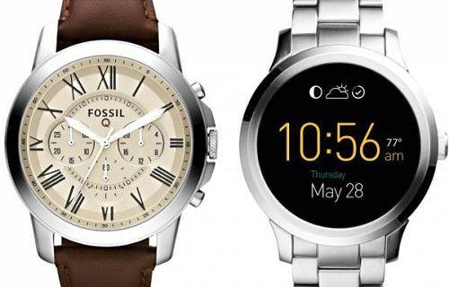 Fossil Q Founder akıllı saat Google Play Store'da satışa sunuldu