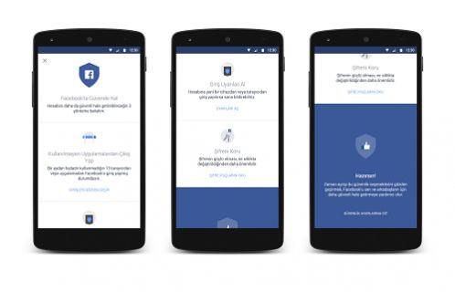 Facebook artık Android'te daha güvenli!