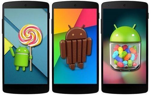 Google, Android sürümleri kullanım oranlarını güncelledi