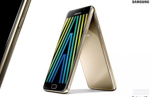 Samsung Galaxy A7'nin (2016) ilk canlı görüntüleri
