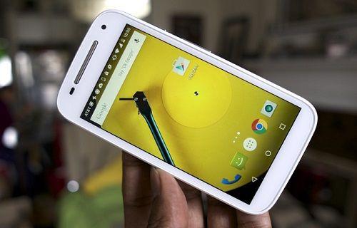 İkinci nesil Moto E için Android 6.0 güncellemesi yayınlanacak