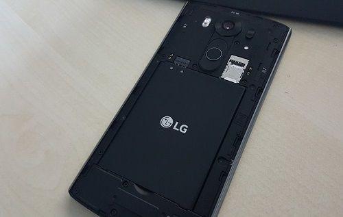 LG V10 ne kadar sürede şarj oluyor?