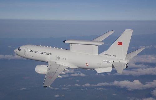 Boeing son Barış Kartalı uçağını Türkiye'ye teslim etti