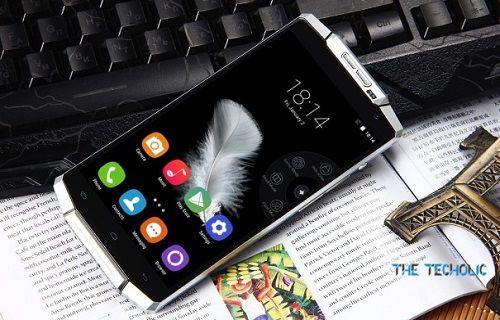10.000 mAh kapasiteli pile sahip telefon Oukitel K10000 satışa sunuldu