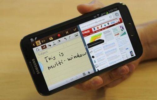 Android N çoklu pencere özelliğini getirecek
