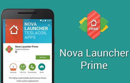Nova Launcher Prime'ı indirmenin tam zamanı