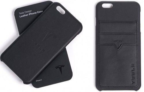 Tesla'dan iPhone 6 ailesine özel deri kılıflar