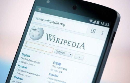 Wikipedia Android uygulaması güncellendi