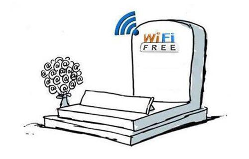 Moskova'da Mezarlıklara WiFi Noktaları Yerleştiriliyor