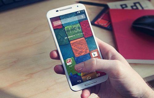 Motorola Moto X 2014, Android 6.0 güncellemesini almaya başladı