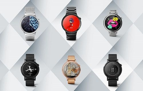 Google, Android Wear için yeni saat yüzleri yayınladı