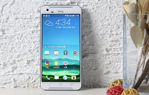 HTC One X9 bir kez daha kameralara poz verdi