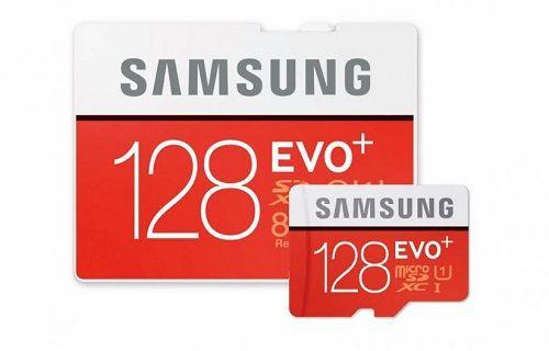 Samsung'dan Dünyanın En Hızlı microSD Kartı: 128GB Pro Plus