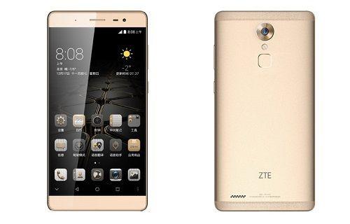 ZTE'nin 6 inçlik Telefonu Axon Max Satışa Sunuldu
