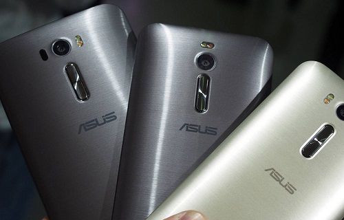 Asus ZenFone 3'te Parmak İzi Sensörü Yer Alacak