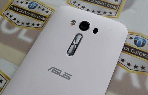 Asus, ZenFone 2 Laser İçin Güncelleme Yayınladı