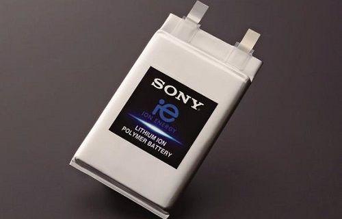 Sony'nin Yeni Pil Teknolojisi Akıllı Telefonlara Hayat Verecek