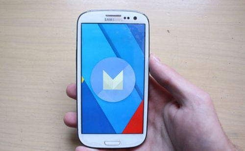 Samsung Galaxy S3 için Android Marshmallow yayınlandı