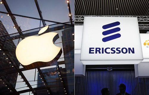 Apple ve Ericsson Arasında Patent Anlaşmazlığı Sona Erdi