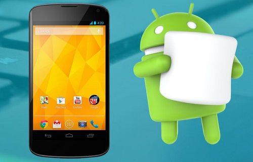 Nexus 4 için Android 6.0 tabanlı CyanogenMod 13 yayınlandı