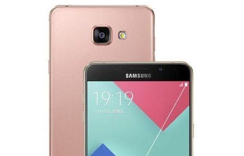 Samsung Galaxy A9 resmen tanıtıldı