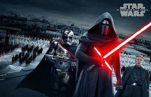 ''Star Wars 7: Güç Uyanıyor'' gişede rekor kırdı