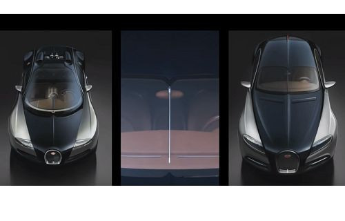 2016 Model Bugatti Royale INTERIOR ile yola hükmedin [Video]