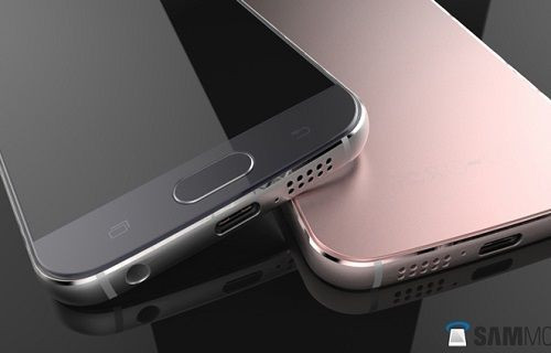 Galaxy S7'de iris tarayıcısı yer alabilir