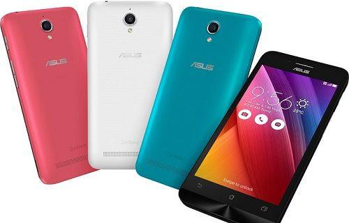 Asus'tan uygun fiyatlı akıllı telefon: ZenFone Go