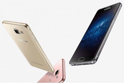 Samsung Galaxy A serisi (2016) ilk TV reklamı