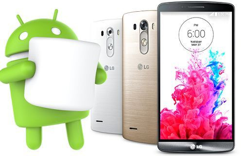 LG G3 Android 6.0 güncellemesi başladı