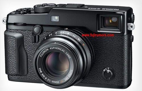Fujifilm'in yeni bombası  X-Pro2 gün yüzüne çıktı