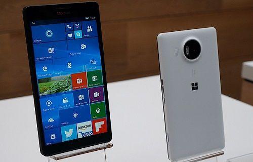 Microsoft'a göre Lumia 950 XL'a talep fazla