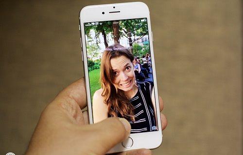 iPhone 6S'in Live Photos (canlı fotoğraflar) özelliği Android'e geldi