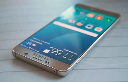 Galaxy Note 5 için güncelleme yayınlandı