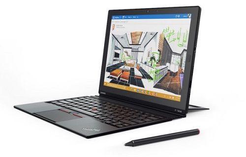 Lenovo, CES 2016 tanıtımlarına başladı: Karşınızda Lenovo ThinkPad X1