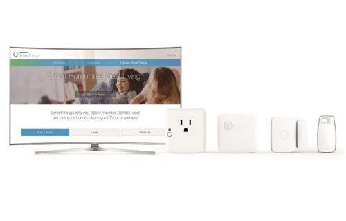 CES 2016: Samsung Akıllı TV Ailesi Nesnelerin İnterneti'ne Hazır