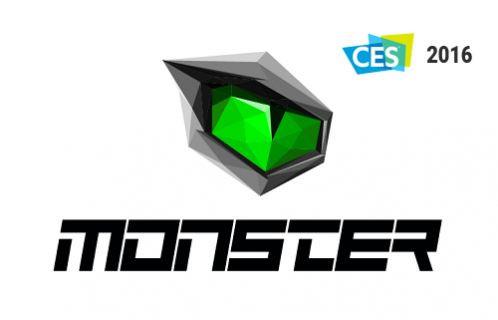 CES 2016: Monster Notebook, CES 2016'ya Gidiyor!
