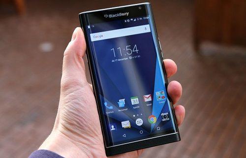 BlackBerry Priv Android 6.0 güncelleme tarihi