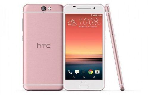 HTC One A9 pembe renge bürünecek