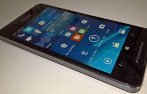 Microsoft Lumia 650 ilk kez canlı görüntülendi