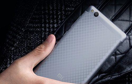 Xiaomi'nin merak uyandıran telefonu Redmi 3 detaylanıyor